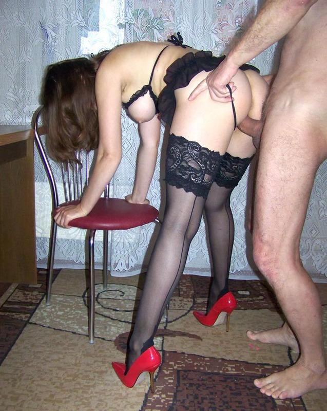 Колхозница Олеся умело сосет и дает в письку - секс порно фото